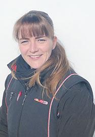 Verkaufsberaterin Jesssica Schulze